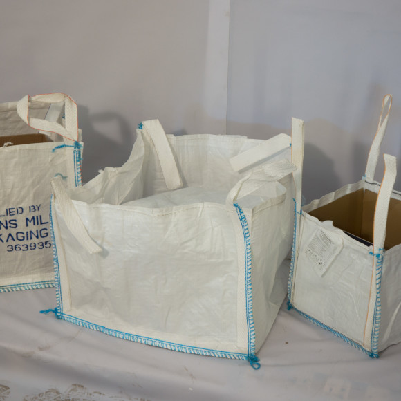 woven one tonne bags